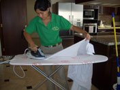ironing in dubai